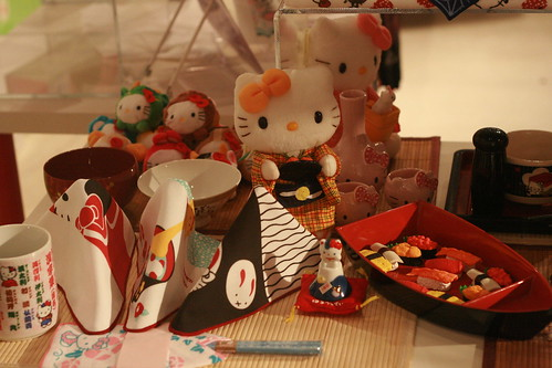 HK from Regional Japanese locations - Hello Kitty Three Apples Party