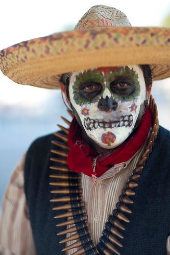 Dia de Los Muertos Austin 2009-25