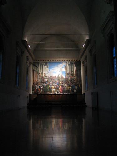 Im Museum mit Latour