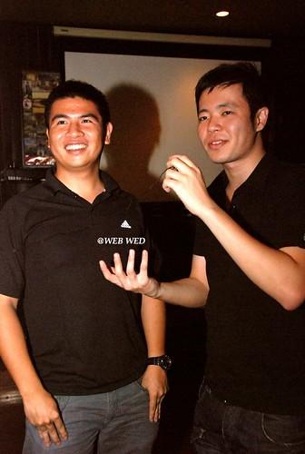 Rex Huang & Junde Yu
