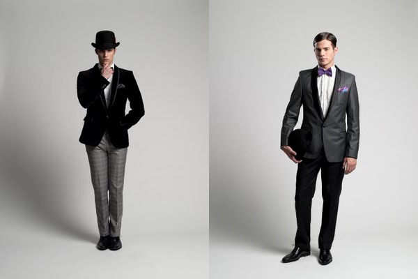 Fine and Dandy lookbook 01