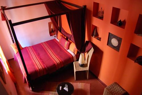 Chambres de Riads à Marrakech
