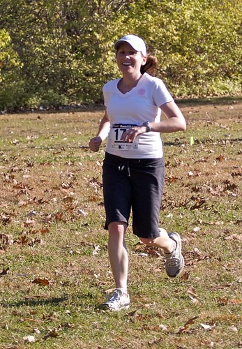 Melissa in mile 3