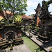 One of the Balinese Hindu Temples in Ubud