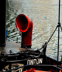 In some old harbour-city. (elam2010) Tags: water liverpool ship steam maritime tug kerne steamtug canningdock 1001nightsmagiccity mygearandme mygearandmepremium