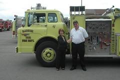 Radnor Township Fire Truck Donation