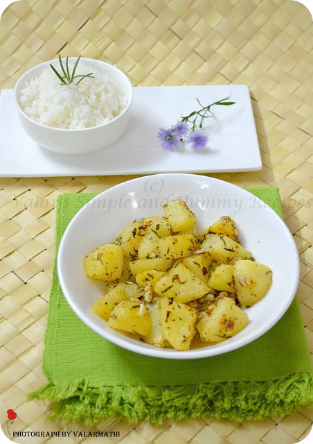Rosemary Potato