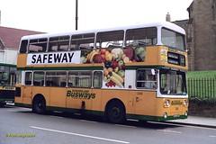2XK05 VCU 399T Busways 399 (Fransang) Tags: vcu399t leyland fleetline twpte sunderland busways