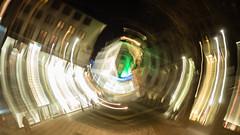 Mainz dancing street 3 (flickrolf) Tags: rotation shake blurred light city night mainz schiller gestisch emotion