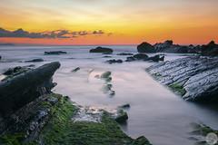 Sunset (jdelrivero) Tags: lugares elementos mar barrika españa atardecer elements places puestadesol sea spain sunset elexalde euskadi es