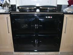 2009 13 Amp 3 Oven AGA Cooker
