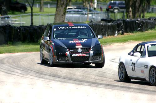 SCCA Race car