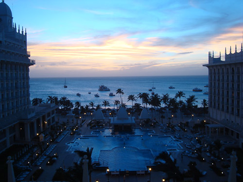Riu honeymoon 2008
