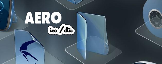 超值珍藏~极致透明玻璃质感图标 Aero Ico by dtu