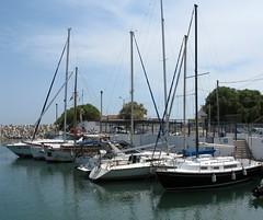 Mikrolimano, Piraeus, Greece (Tilemahos Efthimiadis) Tags: sailboat boats hellas athens greece 50views mikrolimano faliro ελλάδα αθήνα φάληρο σκάφη μικρολίμανο ιστιοφόρα address:city=athens dvdphotos16 address:country=greece