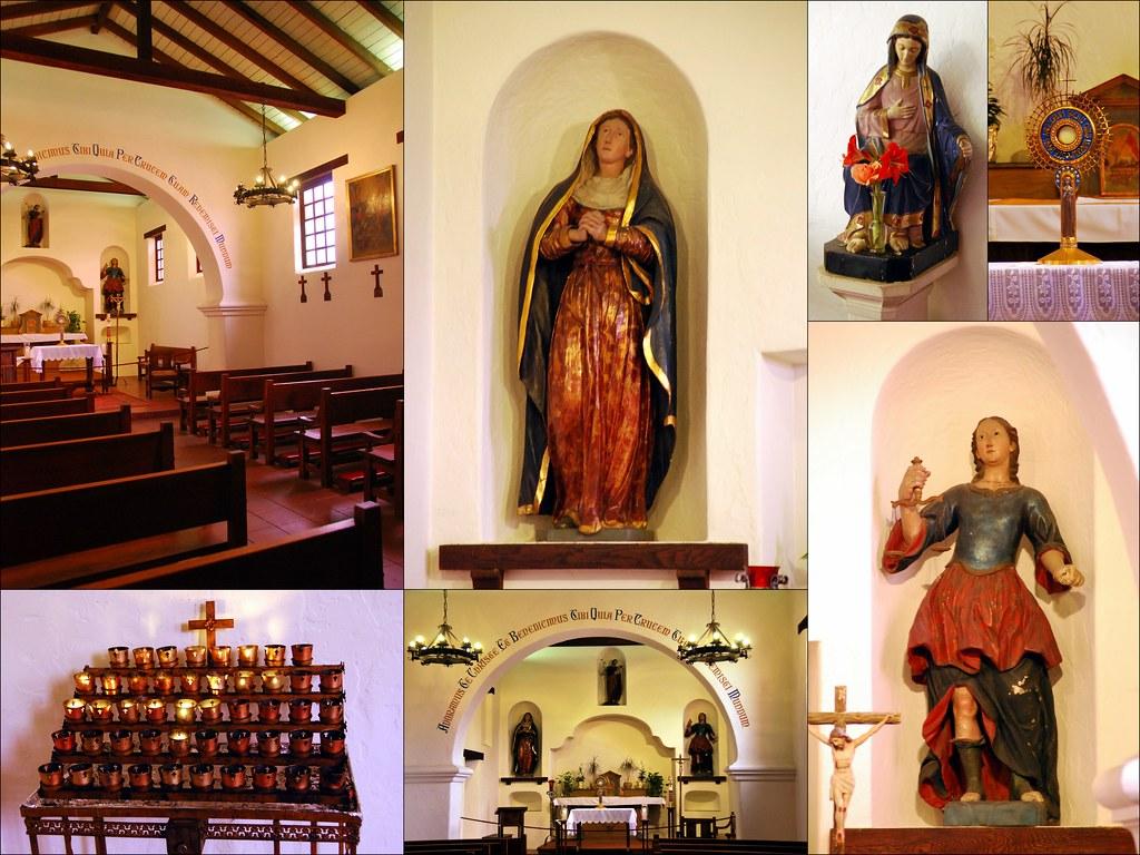 Mission Santa Cruz, California
