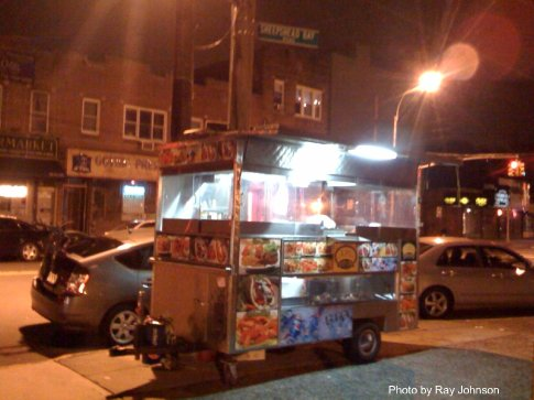 halal food cart sheepshead bay rd