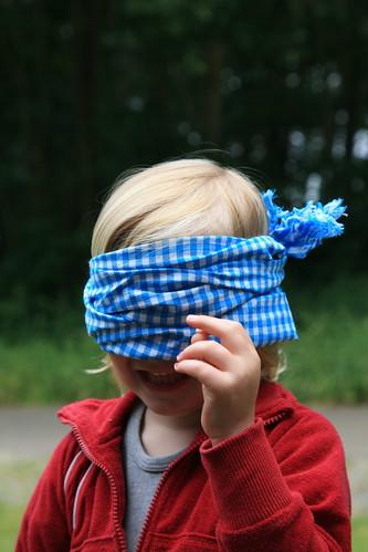 Blinddoek?