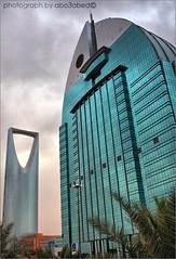 (Instgram: 3bady_CG) Tags: tower architecture riyadh saudiarabia anoud fishanalogy