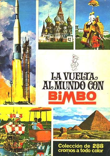 La vuelta al mundo con Bimbo