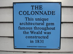 Photo of Blue plaque number 1471