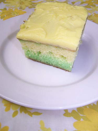 Grams' lemon-lime cake