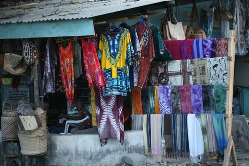 tie-dyed batik shirts