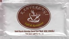 Kahveci - Ön