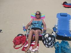Crikes!  Hapuna Beach