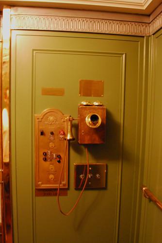 elevator phone