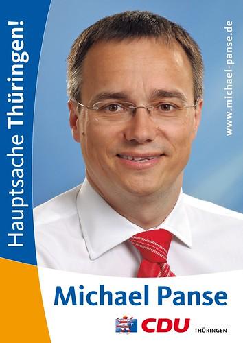 Landtagswahlplakat 2009