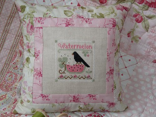 Little House Needleworks Watermelon .