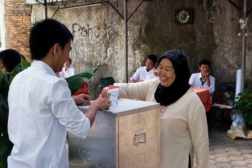 Election in Indonesia