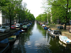 canal, boats: its Amsterdam