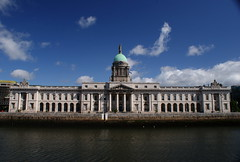 Customs house - day (Alan Wrights) Tags: ireland dublin house river liffey customs