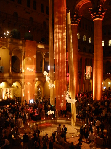 Washingtonian Best Of Party 2009 National Building Museum