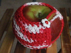 Crochet Fruit Wrap