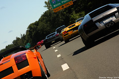 white highway spyder diablo 25th plains lamborghini countach gallardo roadster murcielago anni superleggera