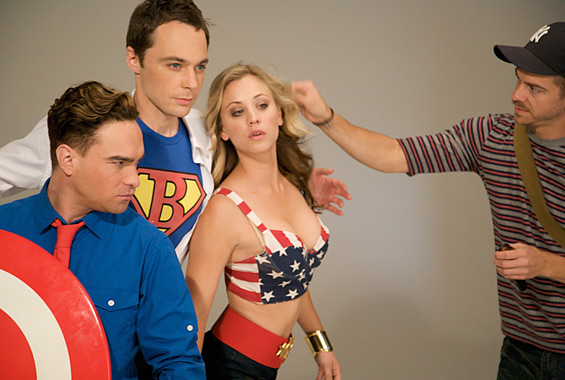 The Big Bang Theory TvGuide sexy Penny