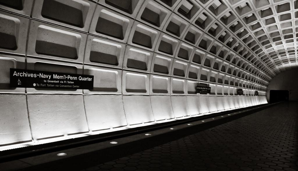 Metro a Third Time