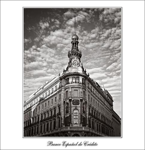 Banco Español de Credito (Madrid)