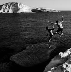 Incognito (Emmanuele Contini) Tags: jump bn unknown salto oristano incognito santacaterinadipittinuri saltonelvuoto contnibb yourcountry quelsaltolhofattoanchio