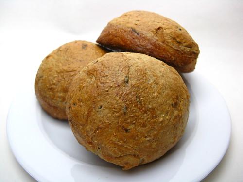 Zucchini Yeast Rolls