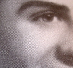 Gabriella Romano, Il mio nome è Lucy. L'Italia del XX secolo nei ricordi di una transessuale, Donzelli 2009: Tav. n. 1 fuori testo: ritratto fotograf. b/n di Lucy (part.), 2