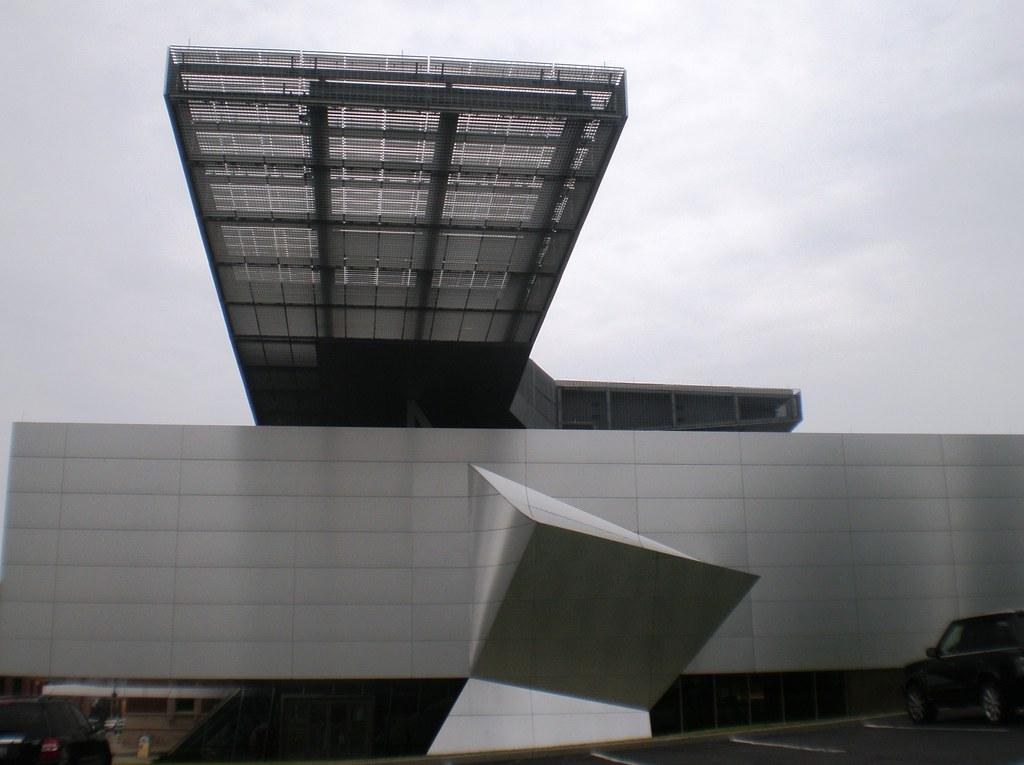 Akron Art Museum, Coop Himmelb(l)au architcts, Akron Ohio