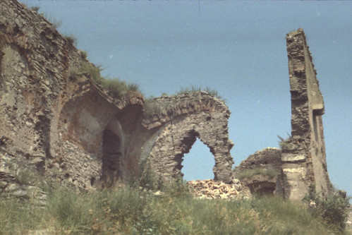 Ruins, WHERE?