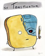 Toastinator