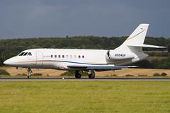 N994GP - Pik Group - Dassault Falcon 2000EX - Luton - 090828 - Steven Gray - IMG_9428