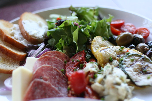 Antipasto at Liberty Market