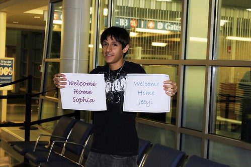 Welcome Home 09 04